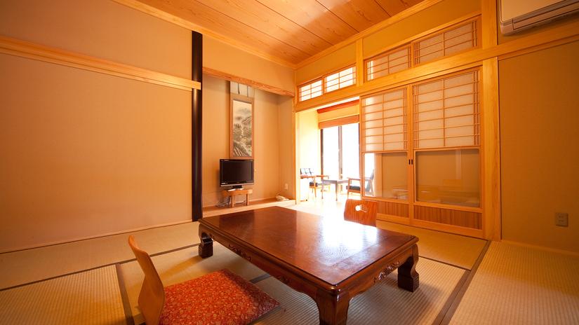 ■和室■浅霧 落ち着いたお部屋でゆっくりと。