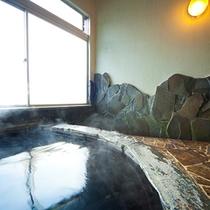 ■貸切家族風呂■ プライベートな空間で湯浴みを満喫。