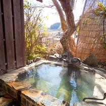 ■和室■浅霧 天然かけ流し露天風呂付き