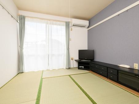 【喫煙】和室1〜3人部屋