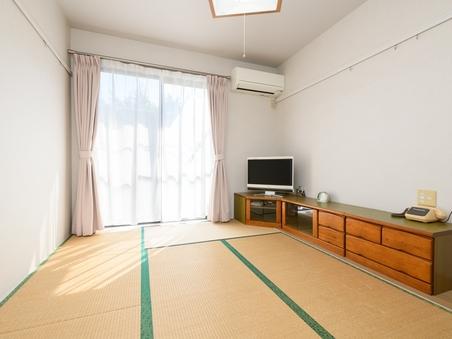 【禁煙】和室1〜3人部屋