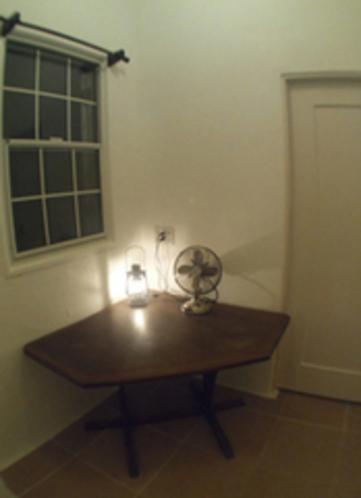 一階洋室10㎡の書斎?部分です。