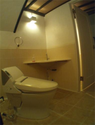一階トイレです。