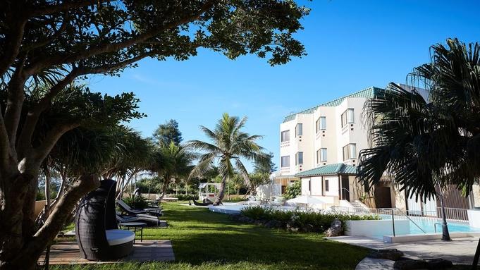 【WEB割】自然の姿を残すビーチ近く、海風に抱かれるような静かなリゾートホテル【朝食付】