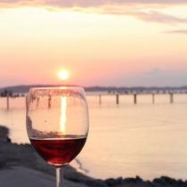 シェフおすすめの赤ワインで華やぐ大人旅。(プランイメージ)