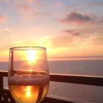 お部屋でほっこり。オリオンビールを味わう、島時間。(プランイメージ)