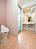 トイレ・洗面(ツインルーム)