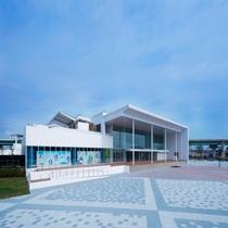 仙台うみの杜水族館 外観写真