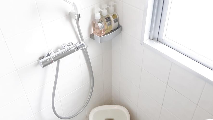 ■シャワーモデレートルーム シャワーブース②