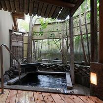 【離れ二階屋】客室温泉露天風呂付き