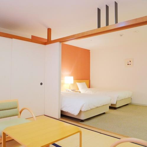 ◆新館和洋室4名定員<バス・トイレ付>