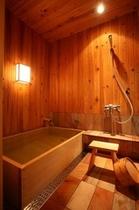 客室のお風呂