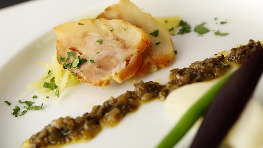◆極み会席◆お客様のペースに合わせて調理し、あたたかいお料理をすぐにお出ししています