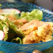 ◆ご朝食 サラダ◆