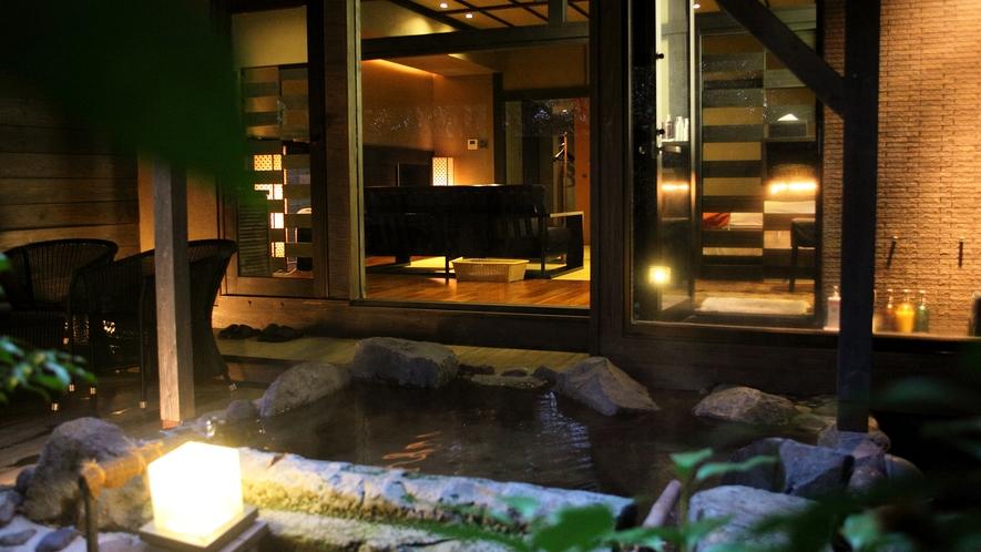 ◆野天風呂つき◇10畳-101-◆≪源泉かけ流し_野天風呂≫