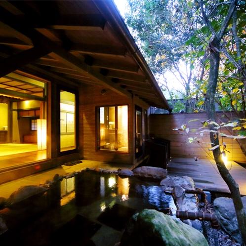 ◆野天風呂つき◇12畳-102-◆≪源泉かけ流し_野天風呂≫