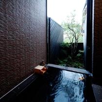 【アジアンリゾート-216-】≪源泉かけ流し_半露天風呂≫