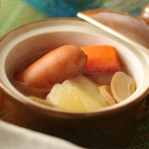 ◆ご朝食 ポトフ◆