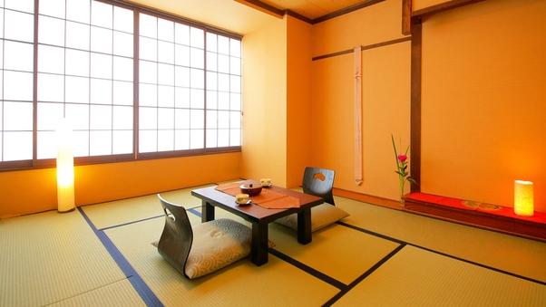 【デイユース】喫煙和室(小)(8〜9畳)◇大浴場・Wi-Fi
