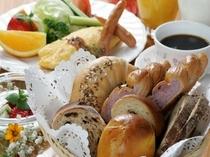 BOY朝食(自家製パン)
