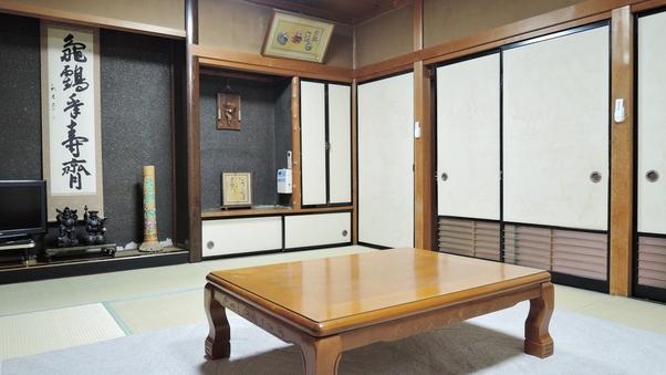 【禁煙】おまかせ和室8〜10畳(2〜5名様)