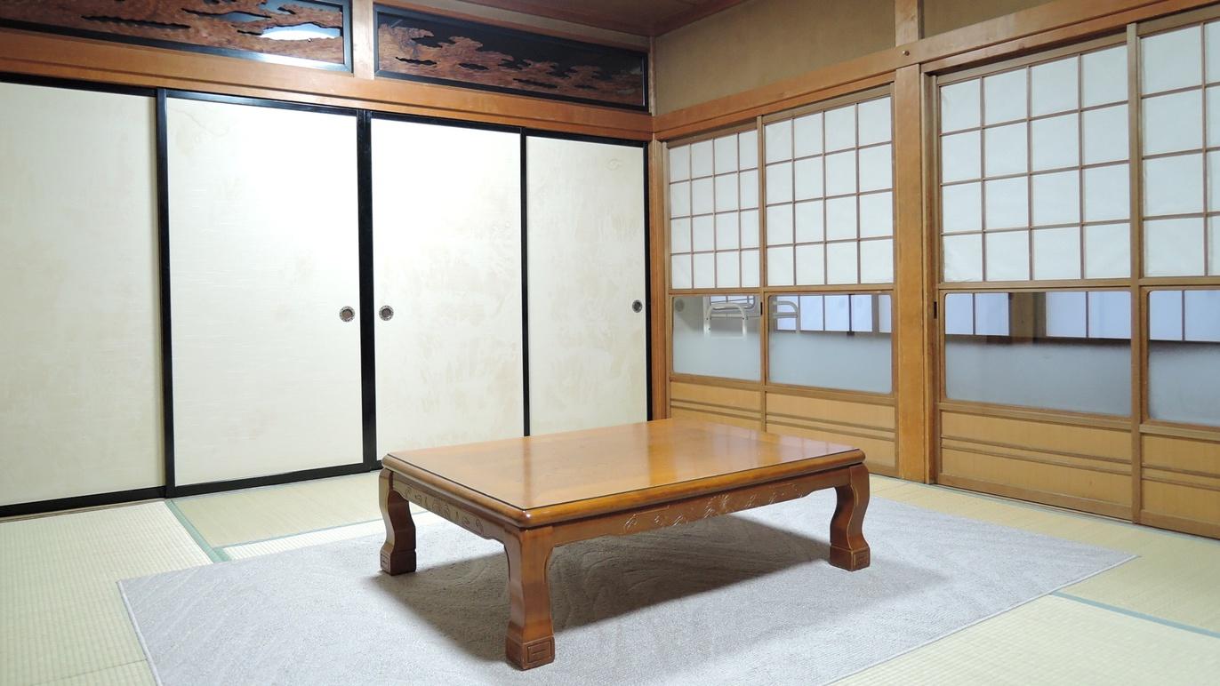 *【お部屋】和室10畳★おまかせ和室一例です
