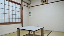 *【お部屋】和室6畳★1~2名様用のお部屋