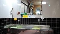 *【洗面台】2階