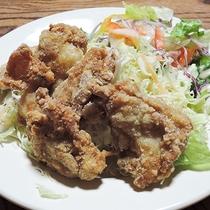 *【お料理】夕食一例 竜田揚げ