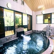 新館浴場:桜香(おうか)の湯