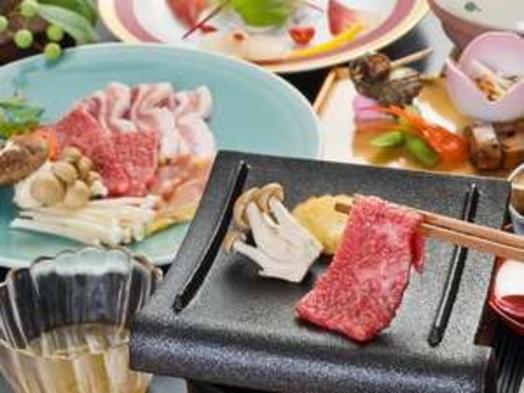 ★シ゛ュ〜ッと焼いて♪愛媛ご当地肉・三種の肉プラン