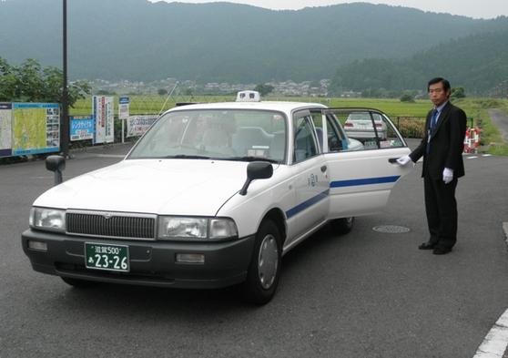 【観光タクシー3時間付】観音巡りや歴史散策に最適!らくらくタクシー付プラン