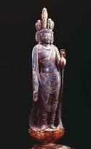 渡岸寺の国宝十一面観音像