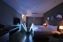 大型紫外線消毒ランプ