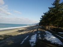 美しいヒスイ海岸