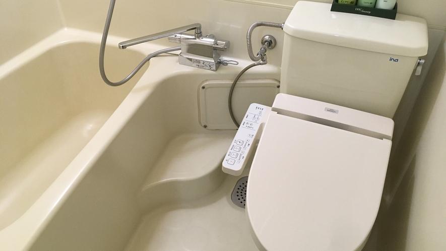 ■和室ユニットバス■全室洗浄機付トイレで快適♪