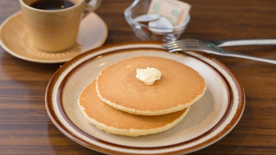 朝食一例◇パンケーキ◇