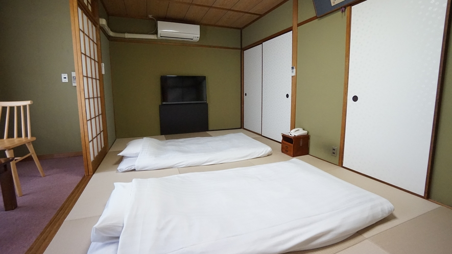 【和室 7.5畳】添寝も安心◎ファミリーに大人気♪1室限定につきご予約はお早めに!