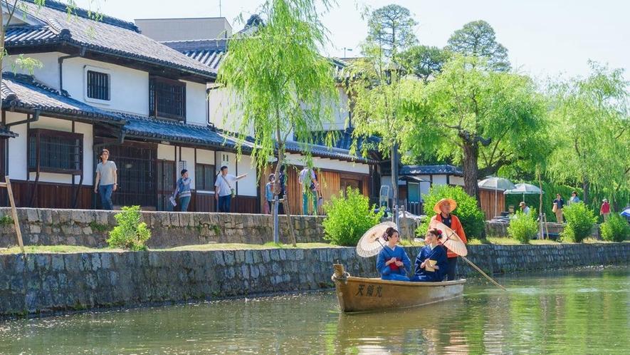 倉敷美観地区◆車で約40分
