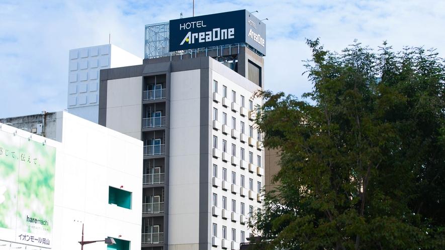 ◎ホテル外観1◎