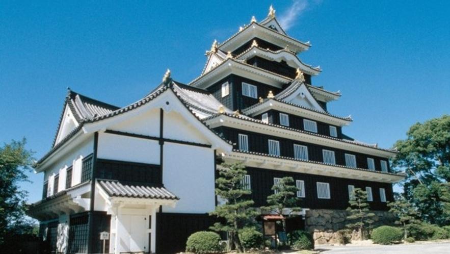 岡山城◆車で約10分
