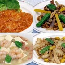 中国料理「敦煌」単品料理
