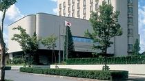 *外観/当ホテルは、日本人の心に深く宿る「和」の心を咲かせたシティホテルです。