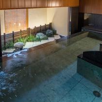 *女性大浴場「石庭の湯」