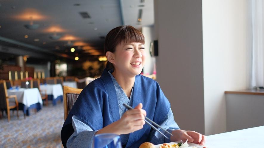 【レストラン】朝から元気いっぱい♪お腹がいっぱいになったら伊勢志摩観光にでかけよう!