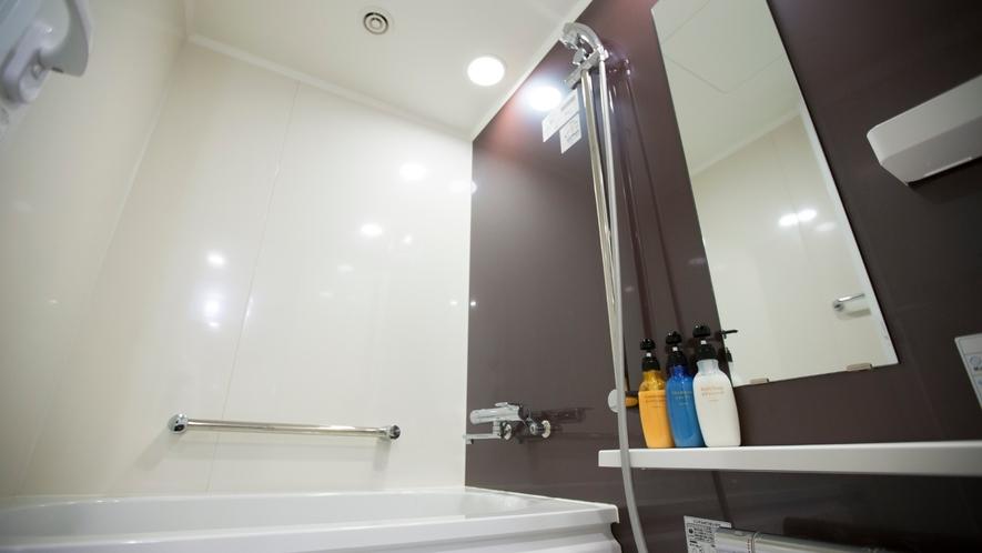 【スーペリアツインルーム】浴室と化粧室をセパレートでご用意しました!より快適にご滞在いただけます。