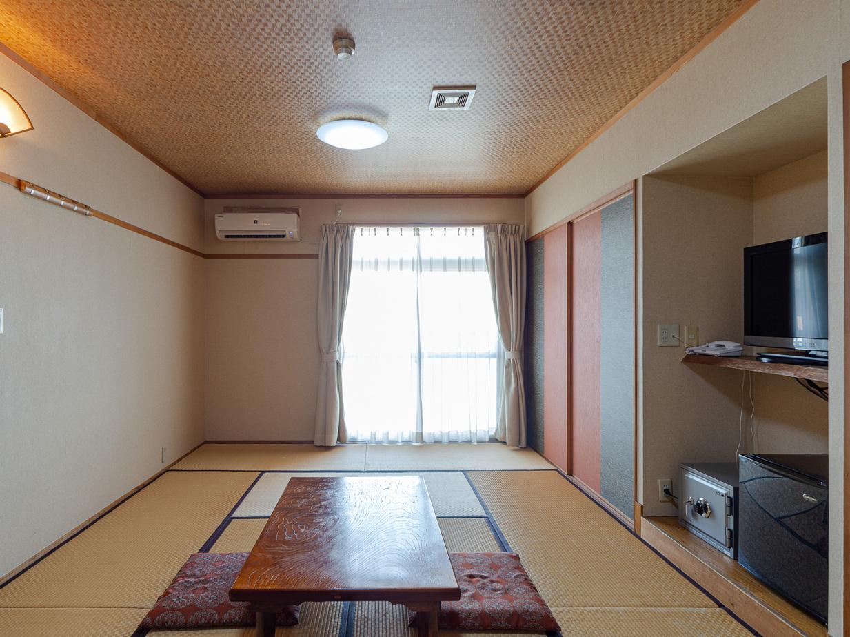 【喫煙】和室四人部屋(バス無し)