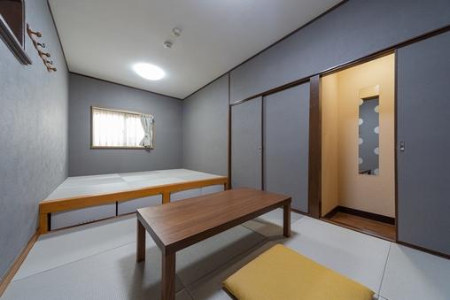 【別館/源泉かけ流し内湯付き】☆禁煙☆和室2人部屋