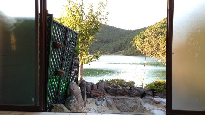 【素泊まり】湖畔の静かな民宿☆湖を眺めながら自由きままに滞在♪