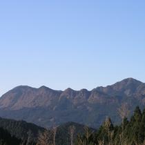 住塚山&国見山